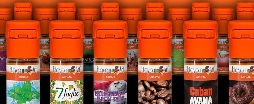 Aromi concentrati FlavourArt