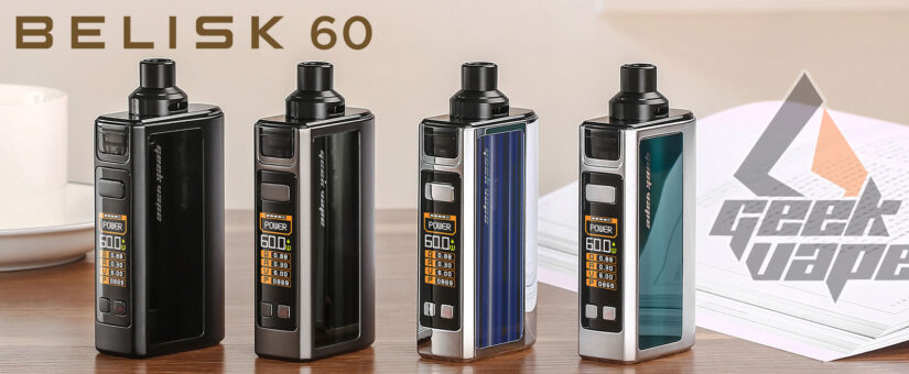 Obelisk 60 Aio Kit Geekvape